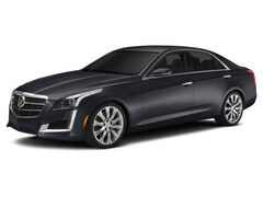 2014 Cadillac CTS 2.0L Turbo Luxury Rear-wheel Drive Sedan