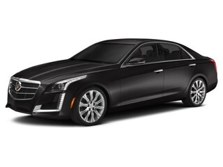 2014 CADILLAC CTS 2.0L Turbo Performance Sedan