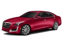 2014 Cadillac CTS Luxury Sedan