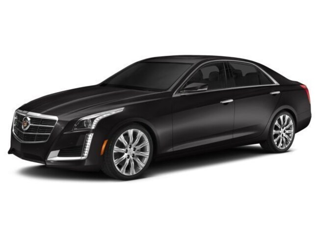 Used 2014 CADILLAC CTS 3.6L Luxury Sedan In Fort Collins