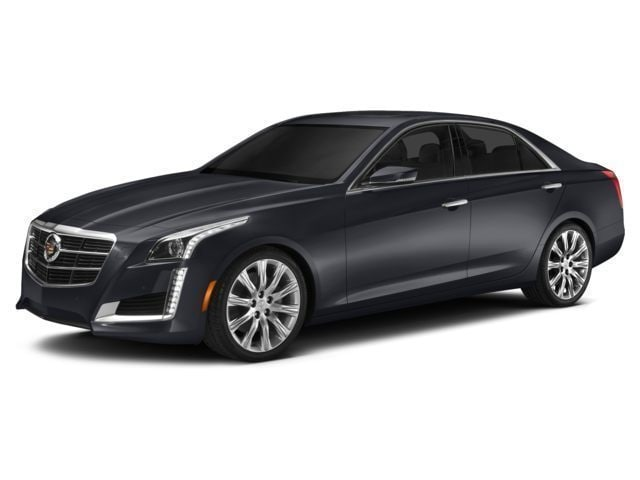 2014 CADILLAC CTS 3.6L Performance Sedan