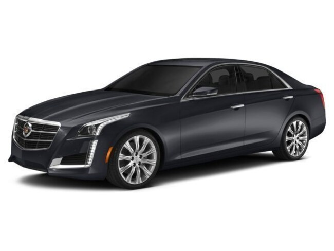 Used 2014 CADILLAC CTS 2.0L Turbo Luxury Sedan For Sale in Nashua, NH