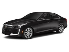 Used 2014 Cadillac CTS 2.0L Turbo Luxury Sedan