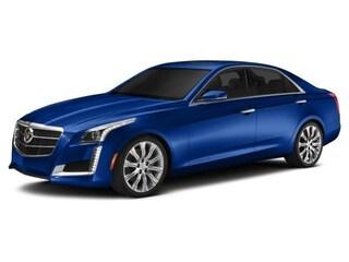 2014 Cadillac CTS Sedan Luxury AWD Sedan