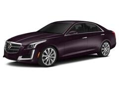 Used 2014 Cadillac CTS 3.6L Luxury Sedan