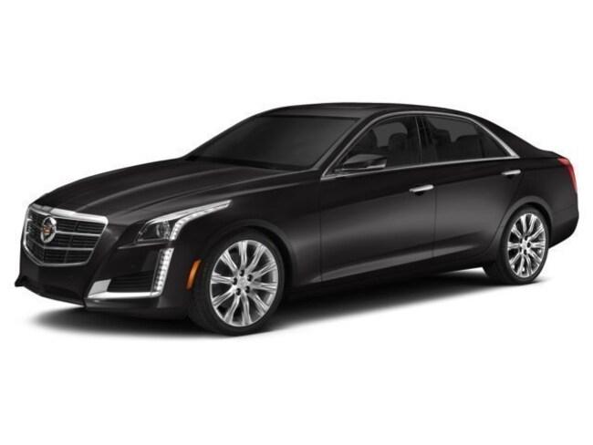2014 CADILLAC CTS 3.6L Premium Sedan