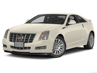 2014 Cadillac CTS Coupe Coupe