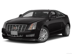 Used 2014 CADILLAC CTS Performance Coupe Joliet, Illinois