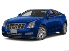 2014 Cadillac CTS Coupe Performance Coupe
