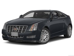 2014 Cadillac CTS Premium AWD Coupe