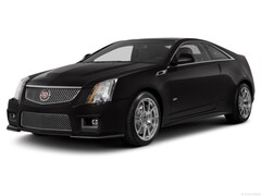 Used 2014 Cadillac CTS-V Base Coupe in Danville, KY