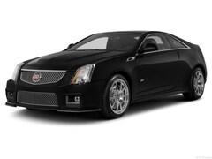 Used 2014 CADILLAC CTS-V Base Coupe Atlanta