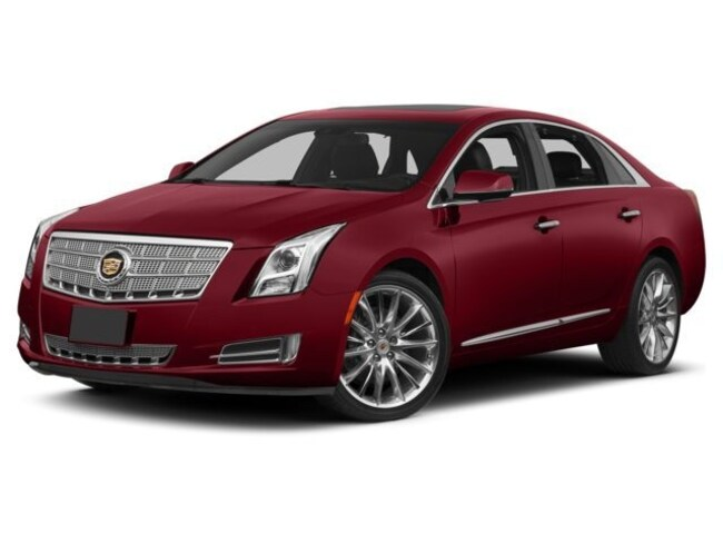 Used 2014 Cadillac XTS Luxury Sedan for sale in Brooksville, FL at Crystal Chrysler Dodge Jeep