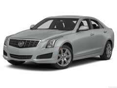 Used 2014 CADILLAC ATS 2.5L Luxury Sedan E0151630 in Guthrie, OK