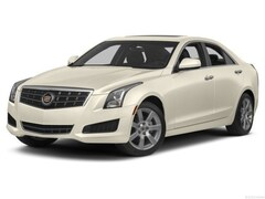 Used 2014 CADILLAC ATS 2.0L Turbo Luxury Sedan for Sale in Wilmington, DE, at Auto Team Delaware