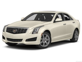 Used 2014 Cadillac ATS 4dr Sdn 2.0L Luxury AWD Car P19130 in Moline IL