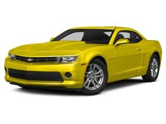 2014 Chevrolet Camaro LS Coupe