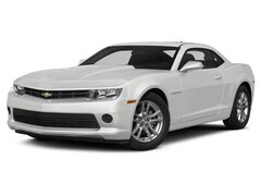2014 Chevrolet Camaro LT Coupe
