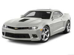 2014 Chevrolet Camaro 2dr Cpe SS w/1SS Coupe