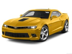 Used 2014 Chevrolet Camaro SS w/2SS Coupe GG320152A in Miami FL