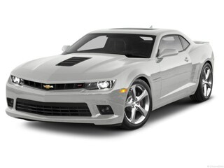 Used 2014 Chevrolet Camaro SS w/2SS Coupe Santa Fe, NM