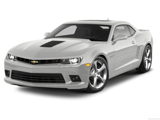 Used 2014 Chevrolet Camaro Ss W 2ss For Sale Fayetteville Nc
