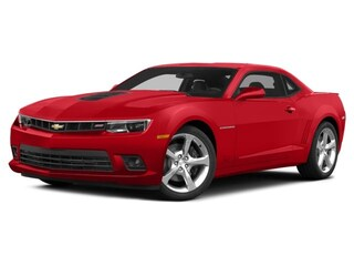 Used 2014 Chevrolet Camaro ZL1 Coupe 381470A in Marysville, WA