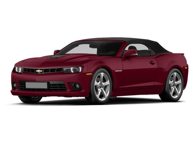 Used 2014 Chevrolet Camaro LT W/1LT Convertible For Sale In Chicago, IL