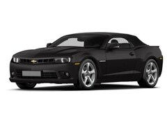 Certified Pre-Owned 2014 Chevrolet Camaro LT 2dr Conv  w/1 Convertible for sale in Baytown, TX, near Houston