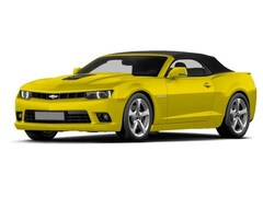 Used 2014 Chevrolet Camaro LT w/2LT Convertible in North Tazewell