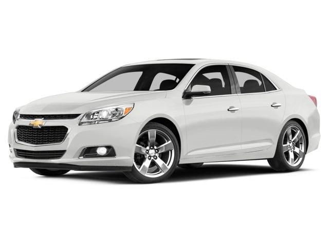 Used 2014 Chevrolet Malibu Sedan Summit White For Sale In Roseburg