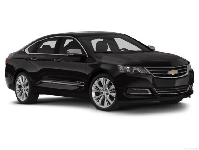 Used 2014 Chevrolet Impala Ltz W2lz For Sale In Richardson Tx