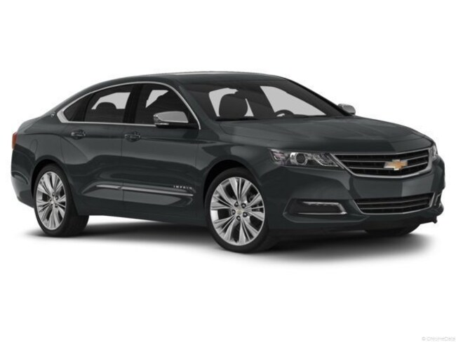 2014 Chevrolet Impala LS w/1FL Sedan