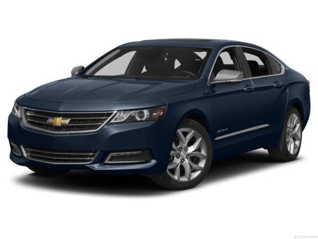 2014 Chevrolet Impala LT ECO Sedan