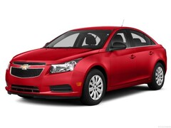 Used Cars  2014 Chevrolet Cruze LS Sedan For Sale in Bridgton