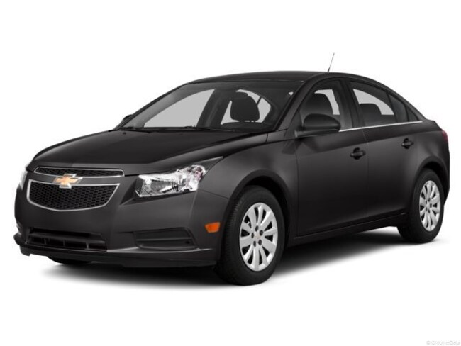 Used 2014 Chevrolet Cruze LS Auto Sedan in Lansdale, PA
