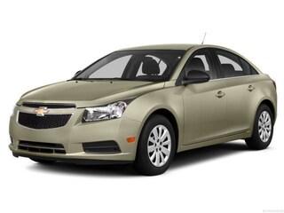 Certified Pre-Owned 2014 Chevrolet Cruze Sedan 1G1PC5SBXE7242223 for Sale in Escanaba, MI