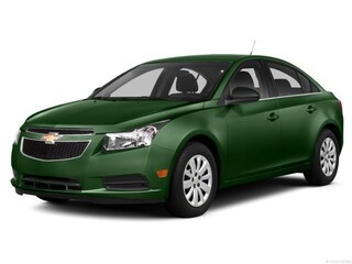 Used 2014 Chevrolet Cruze ECO Auto Sedan Roseburg, OR