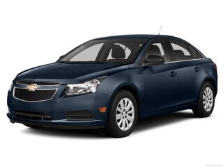 Used 2014 Chevrolet Cruze LTZ Sedan in Williamsville, NY