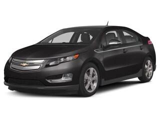Used 2014 Chevrolet Volt Base Hatchback For Sale in Abington, MA