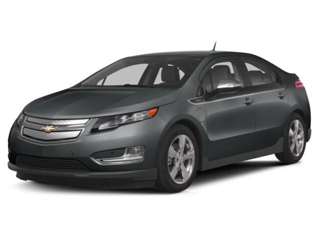 2014 Chevrolet Volt Base Hatchback
