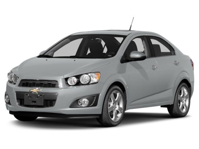 Used 2014 Chevrolet Sonic Ls Auto Sedan For Sale In Twin Falls Id