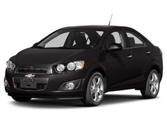 2014 Chevrolet Sonic LS Sedan