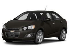 2014 Chevrolet Sonic LT Sedan