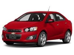 2014 Chevrolet Sonic LT Auto Sedan 1G1JC5SH1E4180965