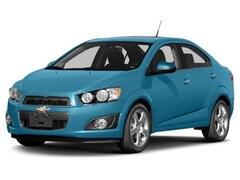 Bargain Used 2014 Chevrolet Sonic LTZ in Appleton