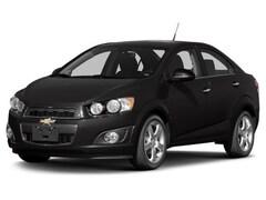 Used 2014 Chevrolet Sonic under $10,000 for Sale in Elgin