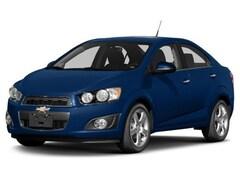 Bargain 2014 Chevrolet Sonic 4dr Sdn Auto LTZ Sedan for sale in Brunswick OH