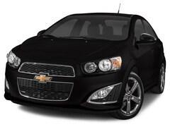 2014 Chevrolet Sonic RS Auto Sedan