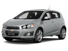 2014 Chevrolet Sonic LS Manual Hatchback